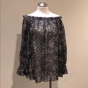 Dressy pullover Michael Kors top.